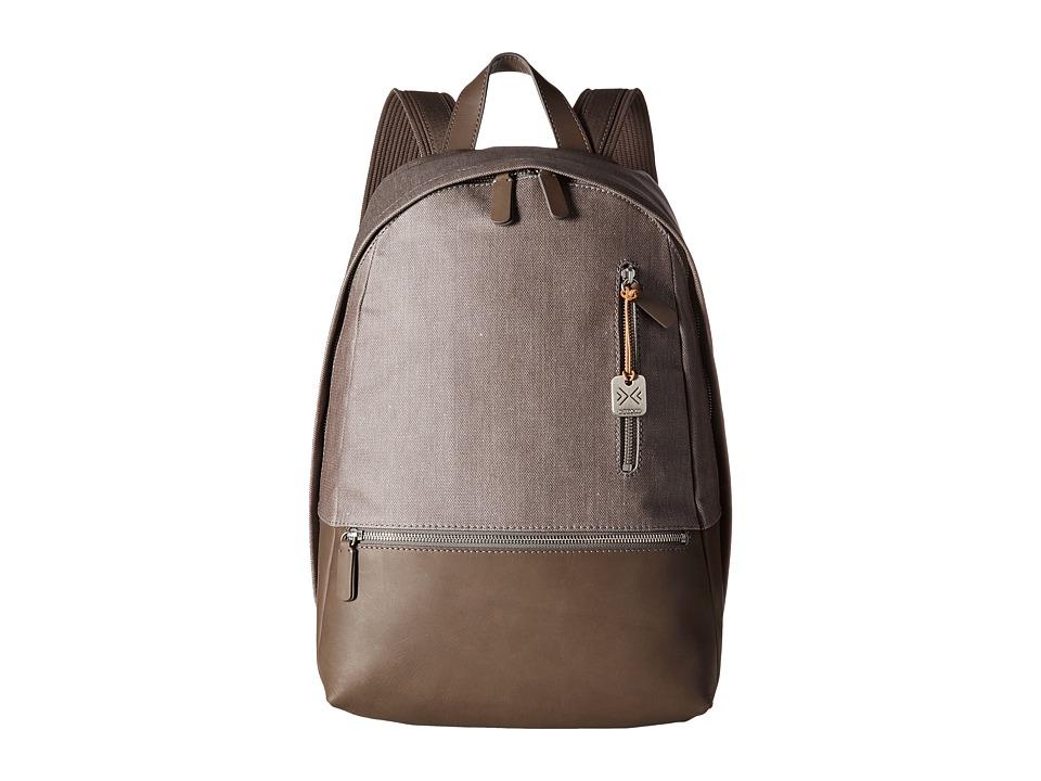 Skagen - Kroyer Backpack (Dark Heather Gray) Backpack Bags