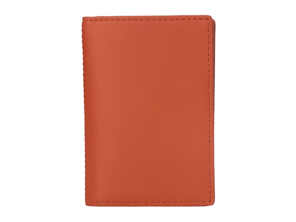 Skagen - Kvarter Front Pocket Wallet (Bright Orange) Wallet Handbags