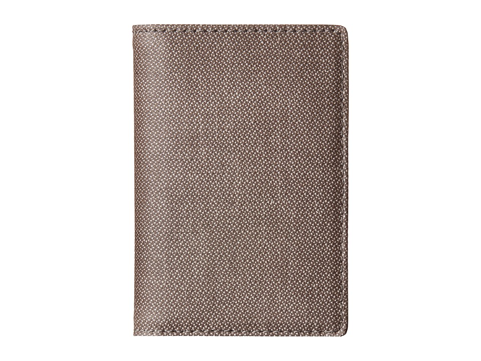 Skagen - Kvarter Front Pocket Wallet (Dark Heather Gray) Wallet Handbags