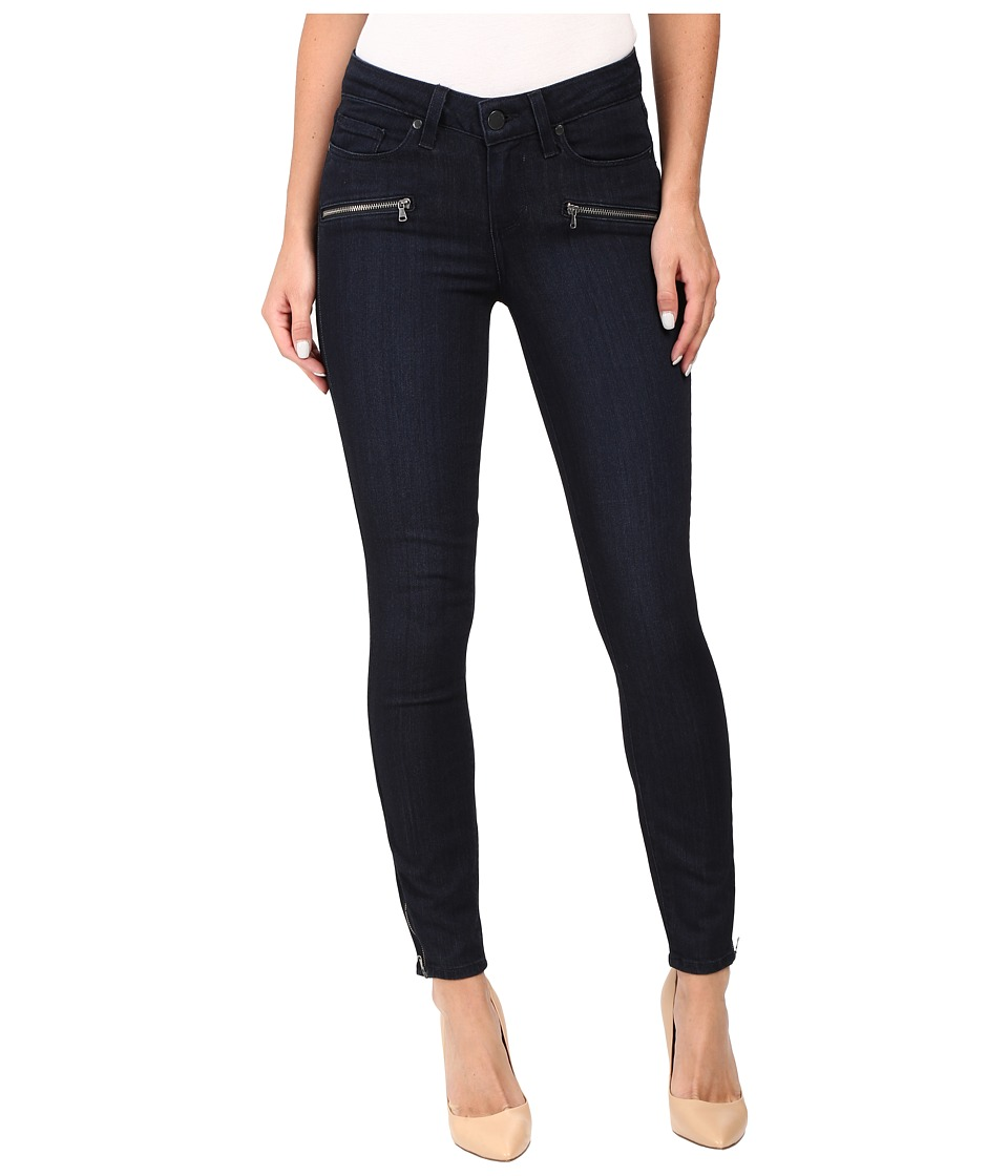 Paige - Jane Zip Ultra Skinny in Abrielle No Whiskers (Abrielle No Whiskers) Women's Jeans