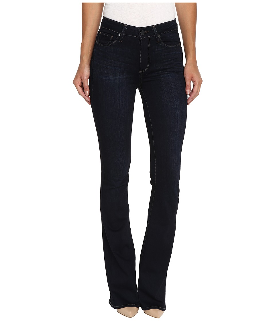 Paige - High Rise Bell Canyon in Ellora (Ellora) Women's Jeans