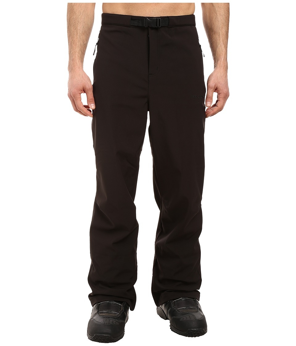 Free Country - Softshell Ski Pants (Black) Men's Casual Pants