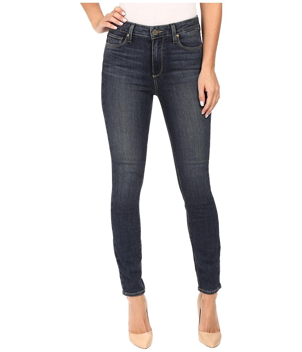 Paige - Hoxton Ankle in Brentyn (Brentyn) Women's Jeans