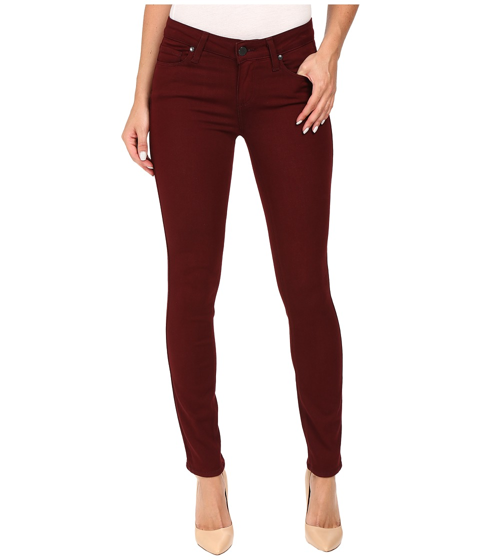 Paige - Verdugo Ankle in Deep Syrah (Deep Syrah) Women's Jeans