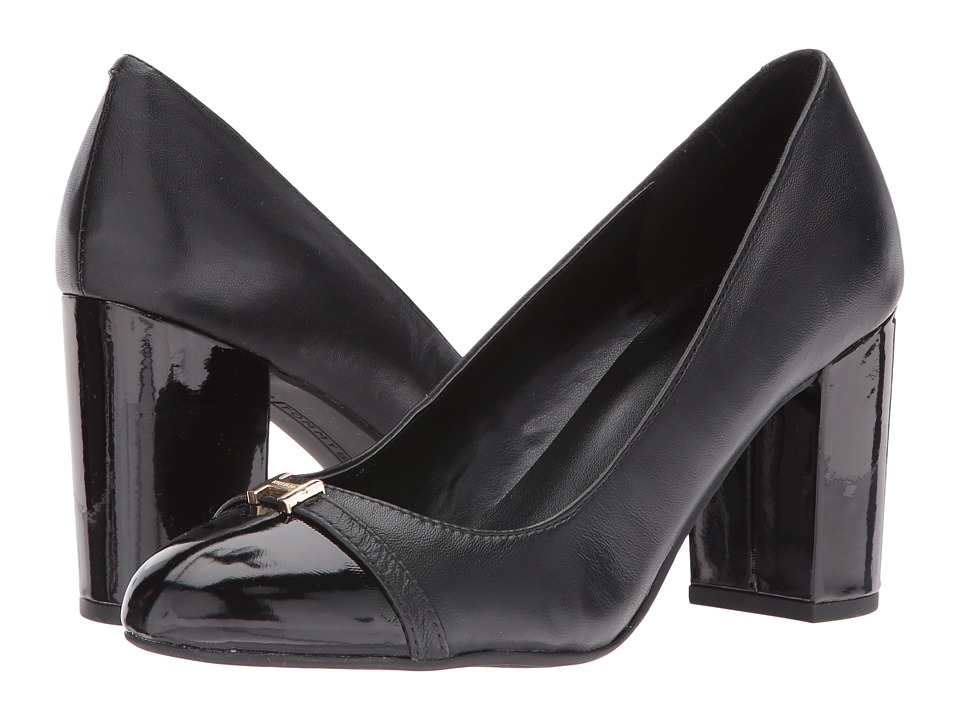Tommy Hilfiger - Elena (Black/Black) Women's Shoes