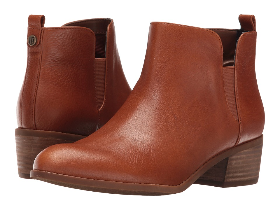 Tommy Hilfiger - Randall (Light Chestnut) Women's Shoes