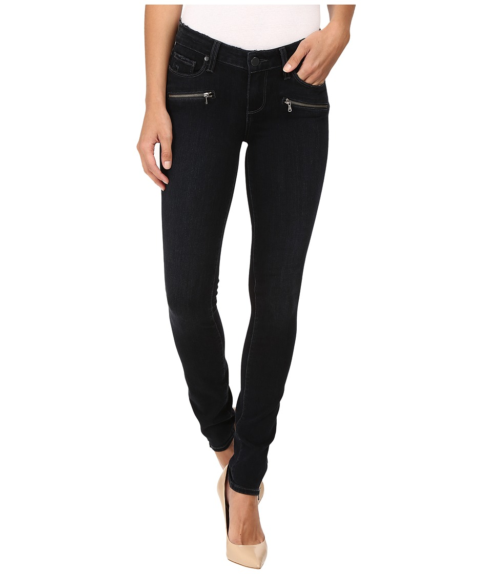 Paige Jill Zip Ultra Skinny in Prynn No Whiskers (Prynn No Whiskers) Women