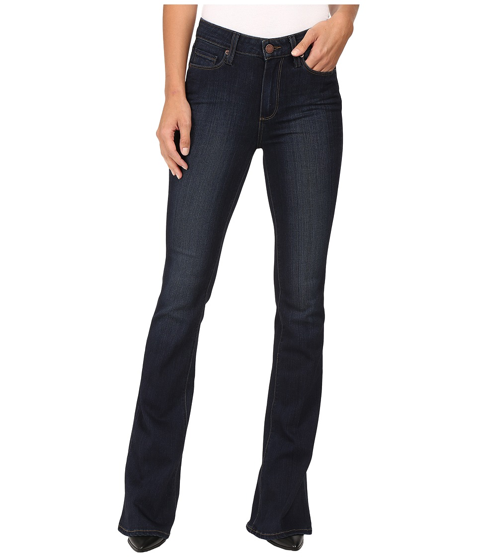 Paige - High Rise Lou Lou Flare in Lawson (Lawson) Women's Jeans