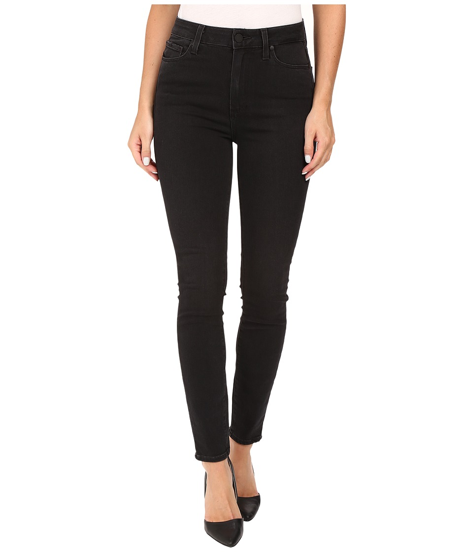 Paige - Margot Ankle in Black Fog (Black Fog) Women's Jeans