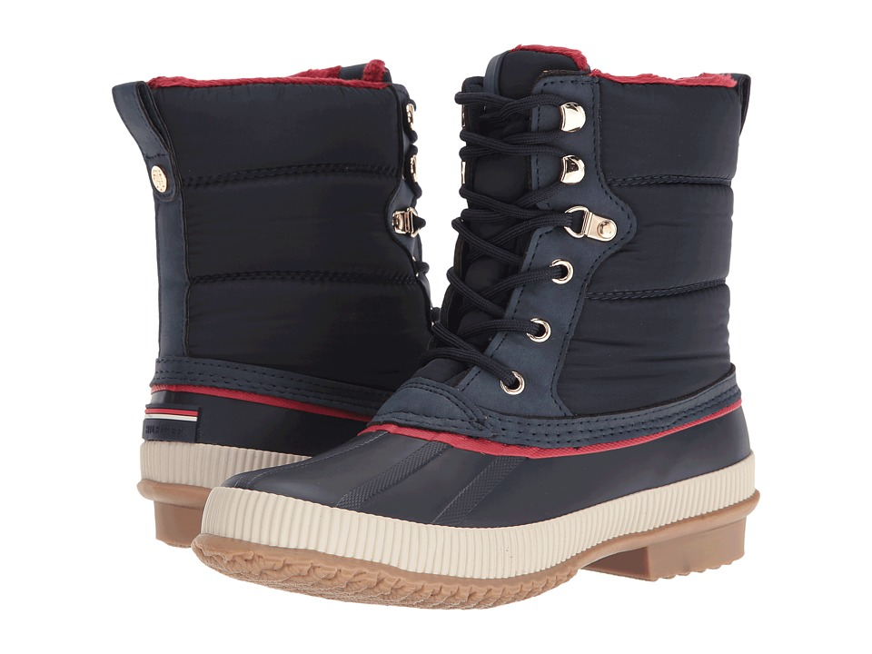 Tommy Hilfiger - Elvia (Marine) Women's Shoes