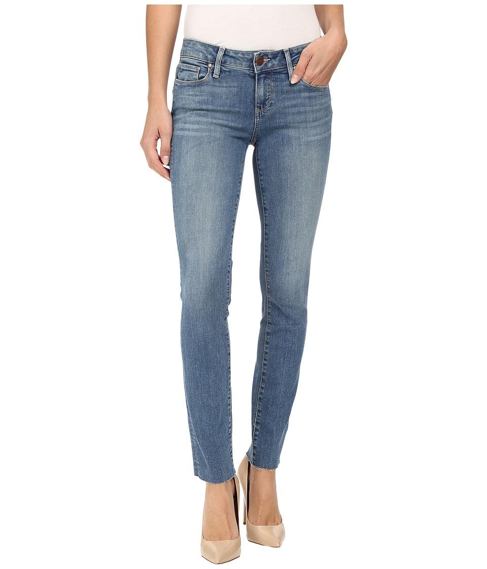 Paige - Skyline Ankle Peg w/ Raw Hem in Cressida (Cressida) Women's Jeans
