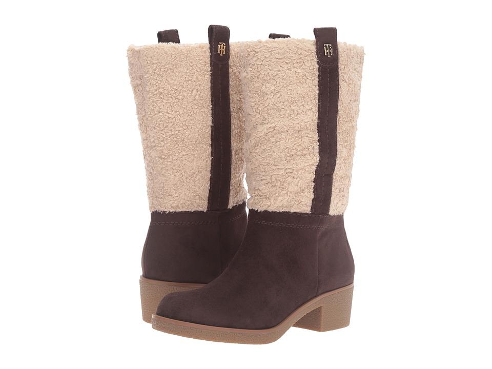 Tommy Hilfiger - Ynez (Brown) Women's Shoes