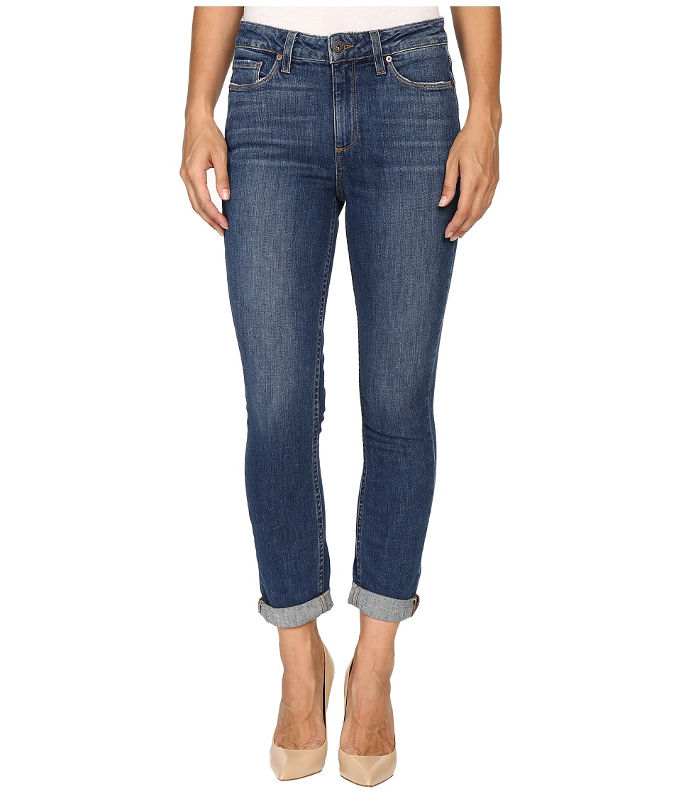 Paige - Carter Slim w/ Caballo Inseam in Tanner (Tanner) Women's Jeans