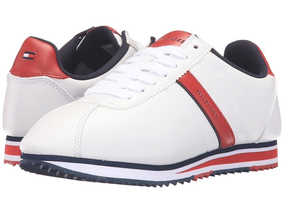 Tommy Hilfiger - Oath 3 (White) Women's Shoes