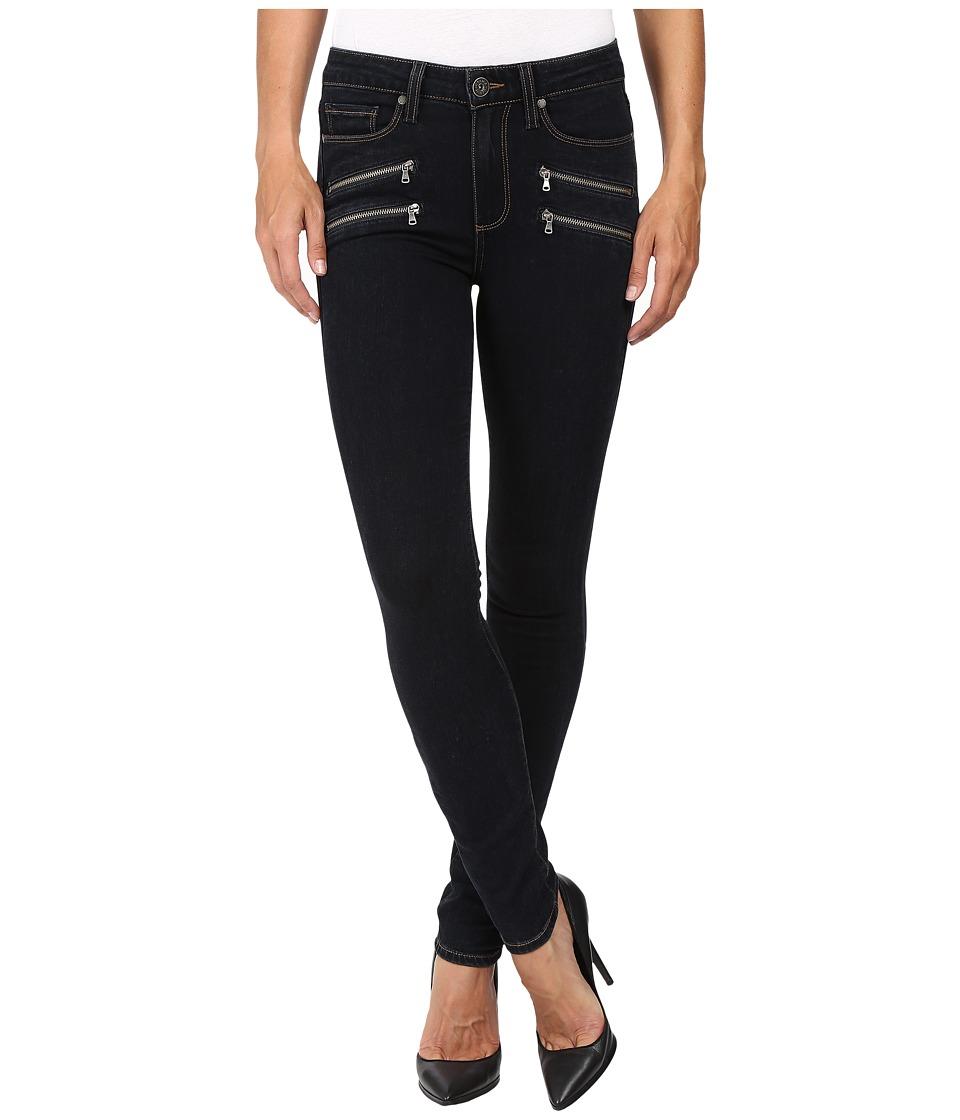 Paige - High Rise Edgemont Ultra Skinny in Bradford (Bradford) Women's Jeans