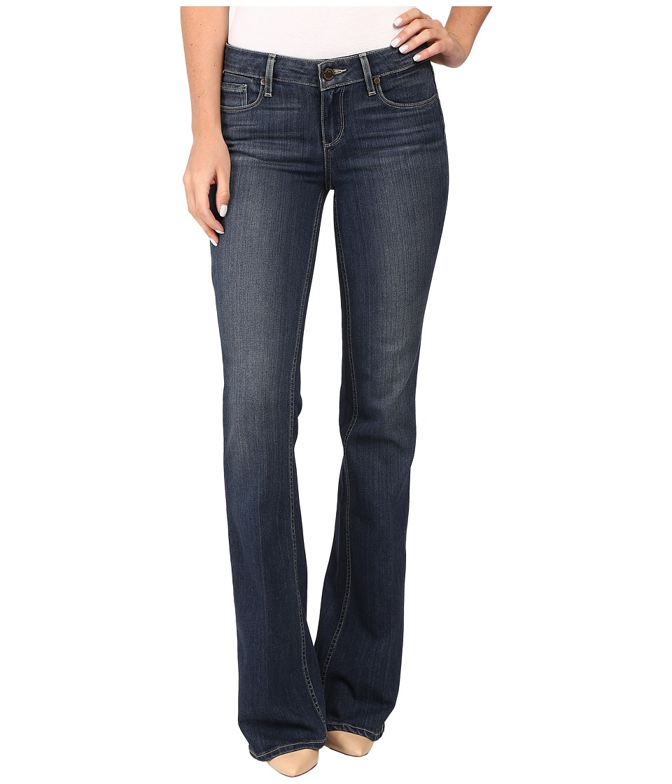 Paige - Skyline Boot w/ Caballo Inseam in Wellington (Wellington) Women's Jeans