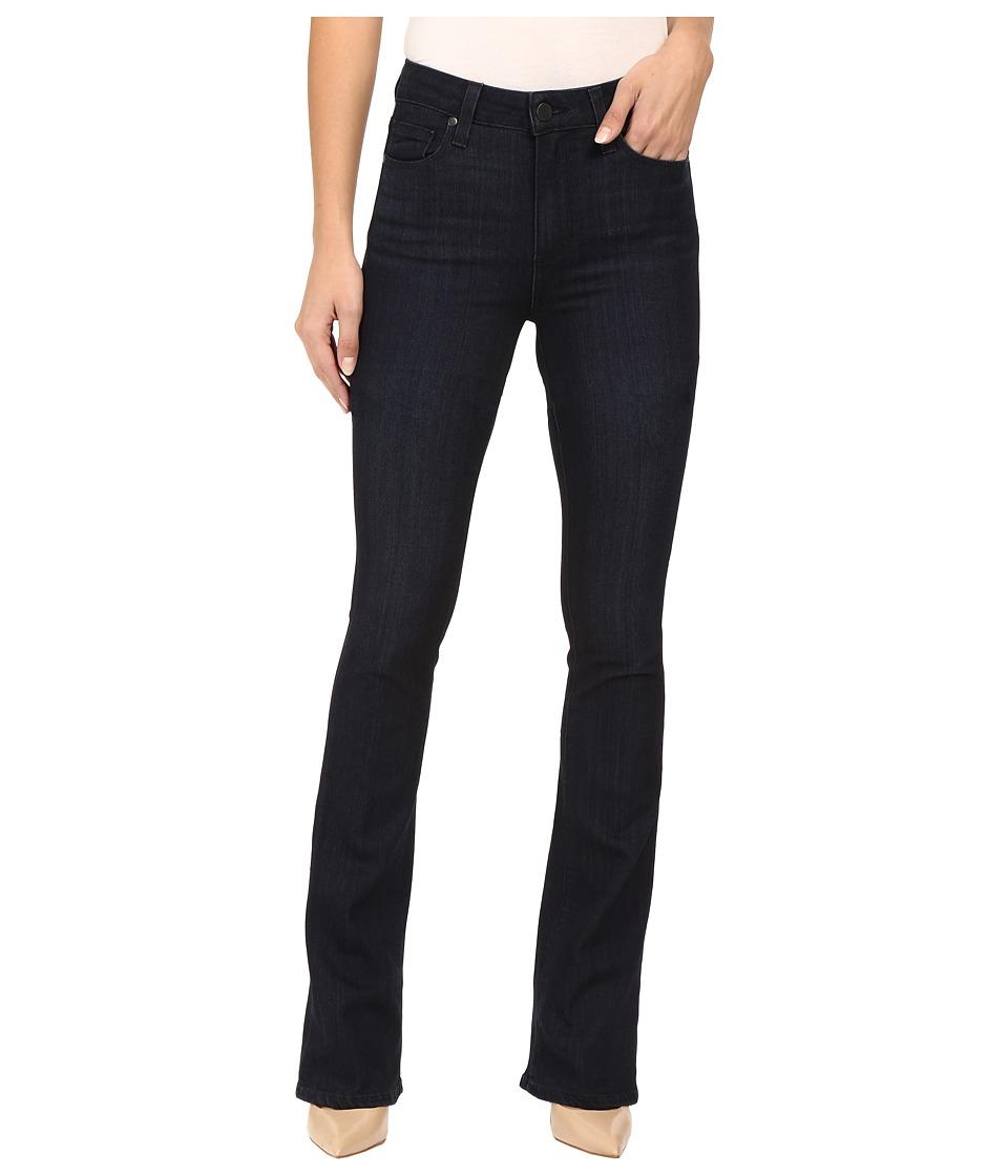 Paige - Lousette Slim Flare in Abrielle (Abrielle) Women's Jeans