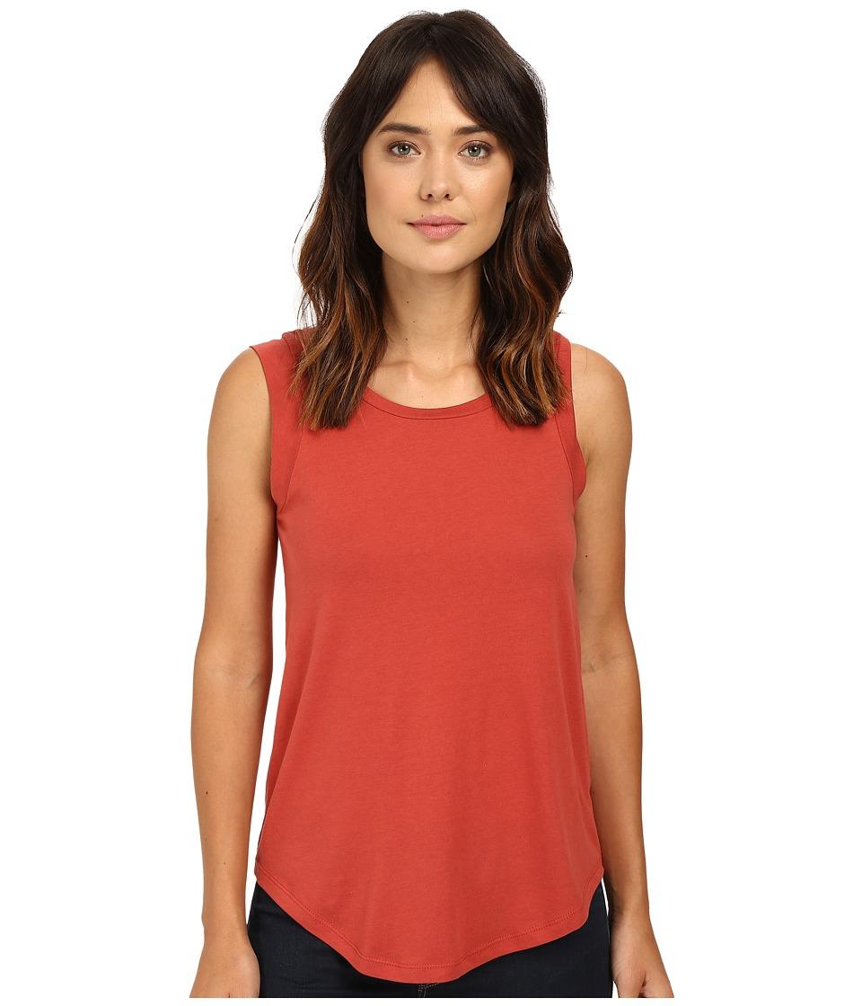 Alternative - Cap Sleeve Crew (Marsala) Women's T Shirt