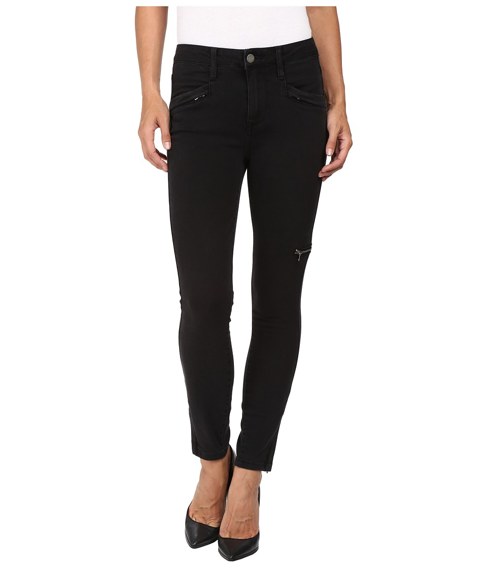 Paige - Daryn Zip Ankle in Nightcat (Nightcat) Women's Jeans