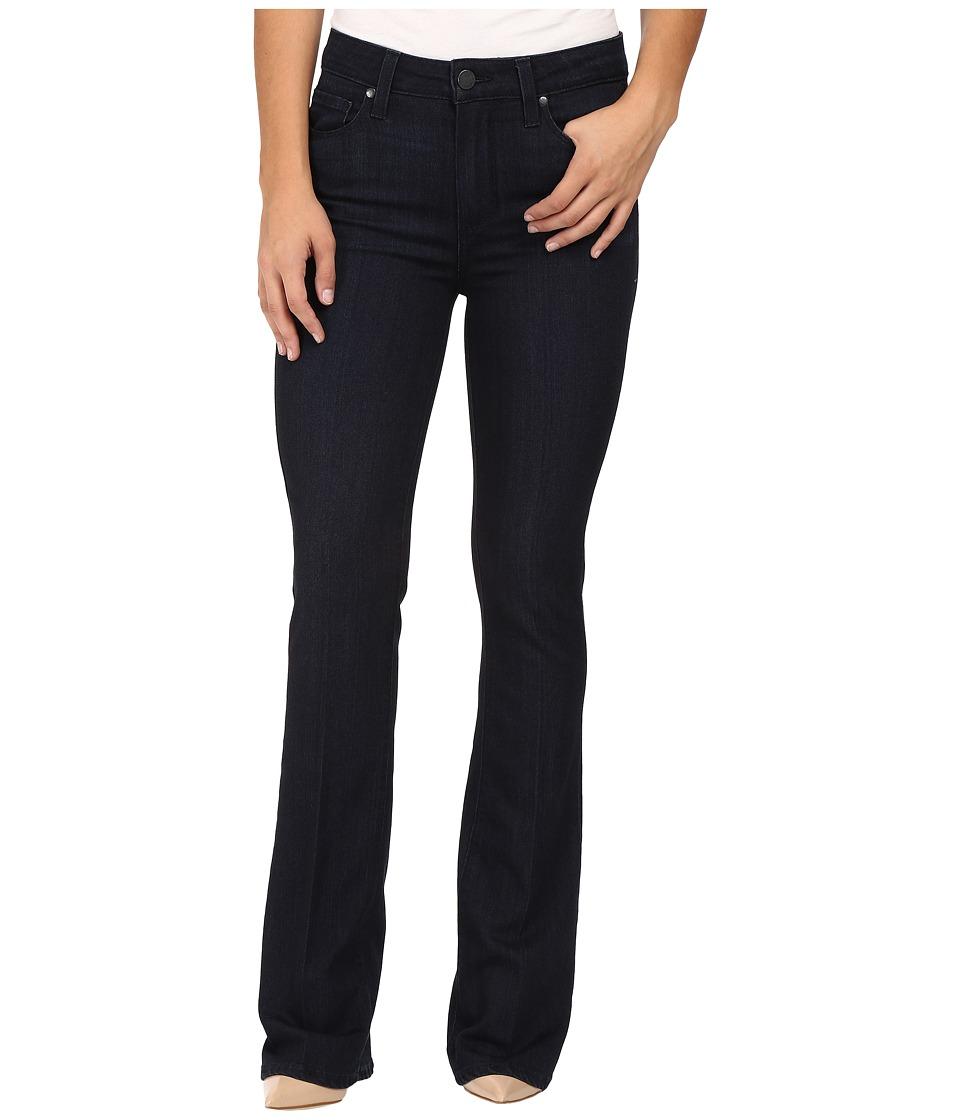 Paige - Petite Lousette Slim Flare in Abrielle (Abrielle) Women's Jeans