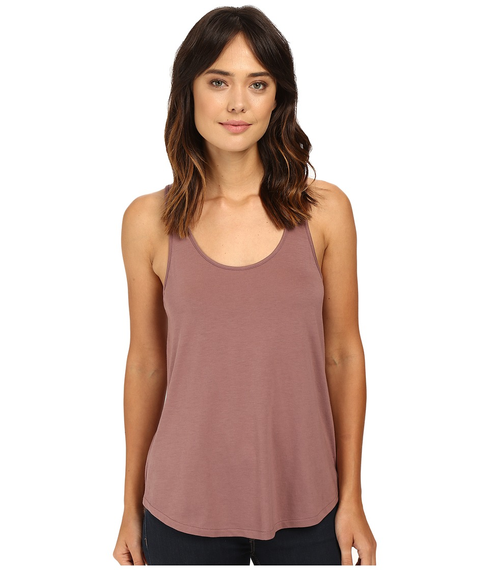 Alternative - Organic Pima Daily Tank Top (Vintage Rose) Women's Sleeveless