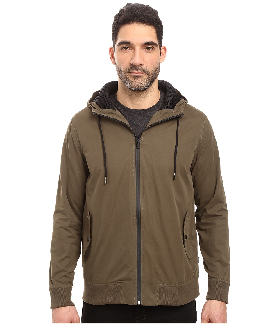 Threads 4 Thought - The Connor Jacket (Dark Spruce) Men's Coat