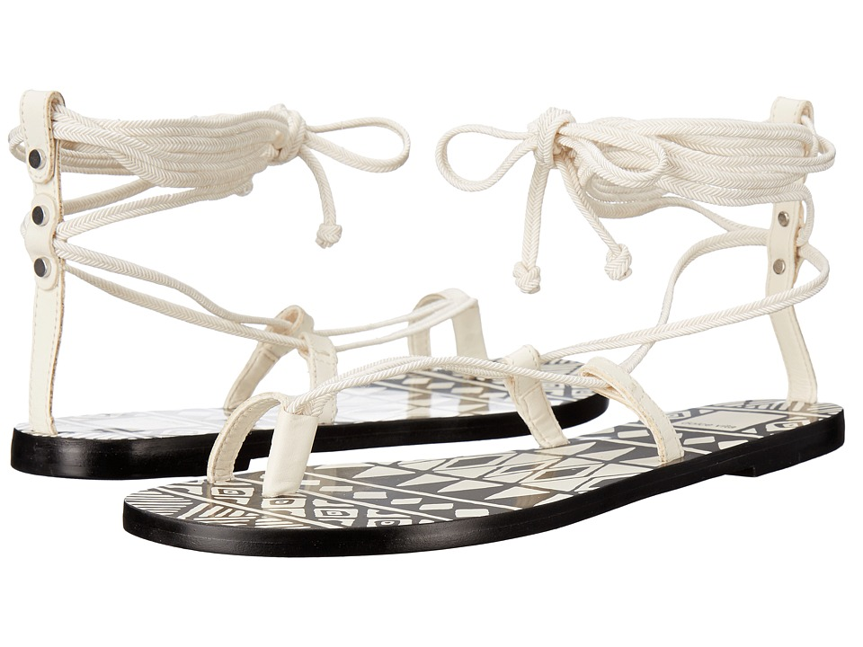 Dolce Vita - Chandler (Off-White Leather) Women