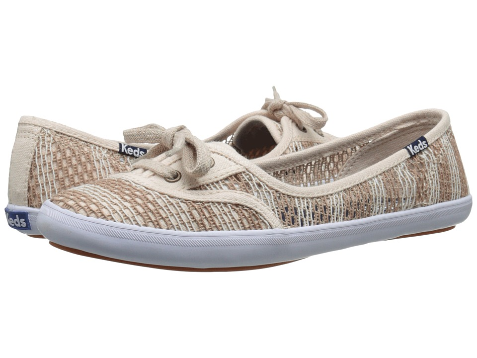 Keds - Teacup Crotchet (Natural/White) Women's Shoes