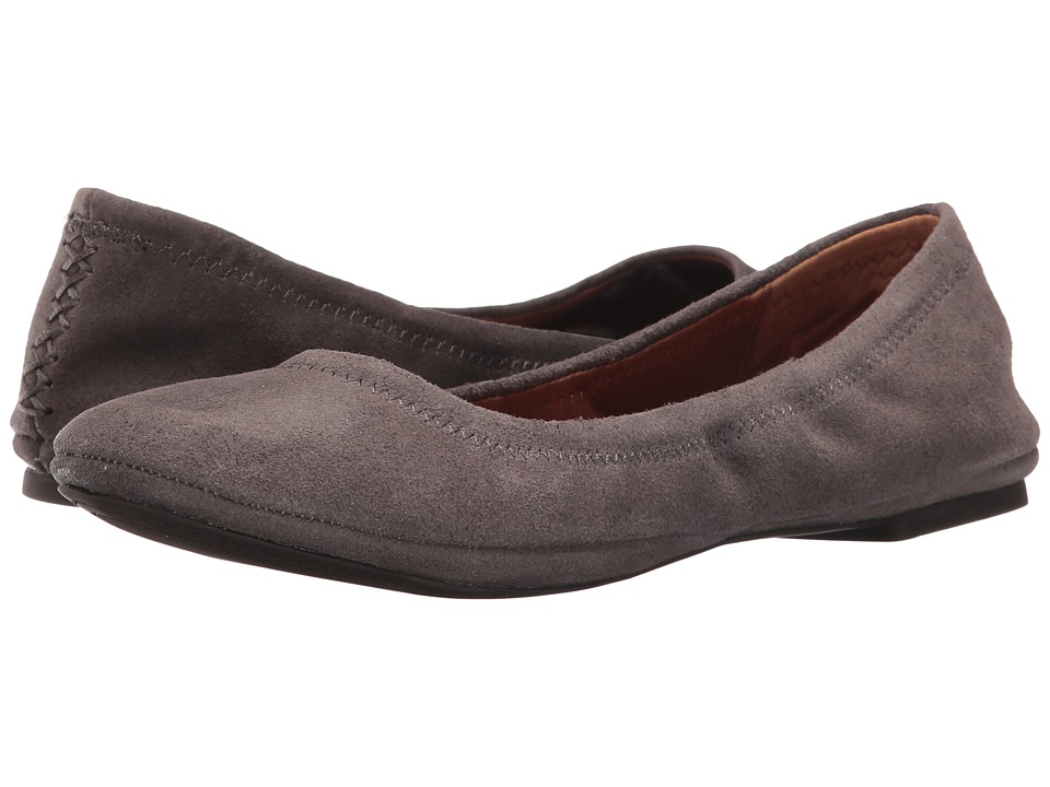 Lucky Brand - Emmie (Storm 1) Women's Flat Shoes