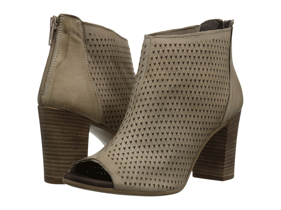 Kenneth Cole New York - Nina (Taupe) Women's Zip Boots