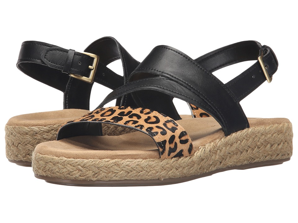 A2 by Aerosoles Globetrotter (Leopard Tan) Women