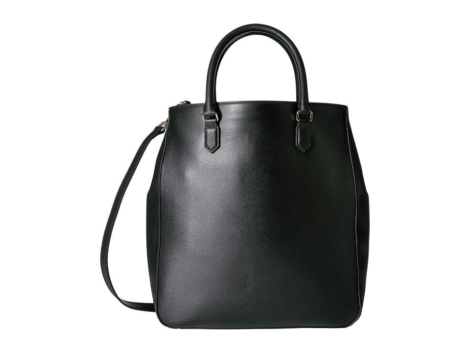 ECCO - Iola Tote (Black) Tote Handbags
