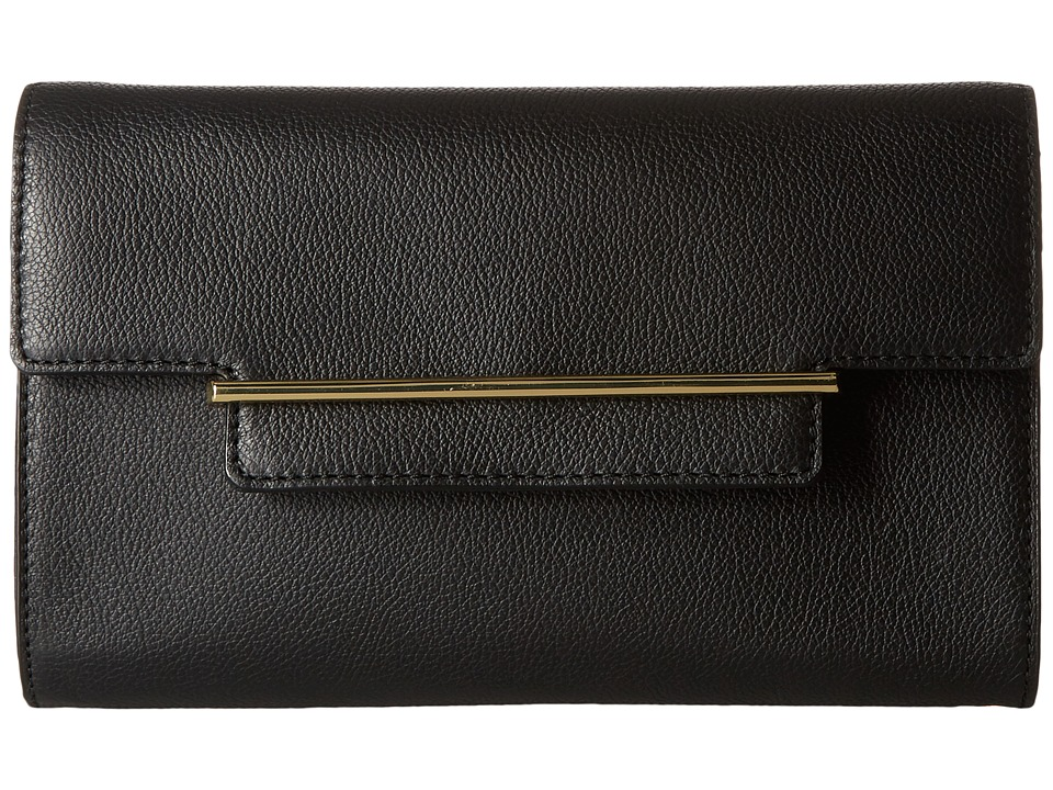 Vince Camuto - Aster Clutch (Black) Clutch Handbags