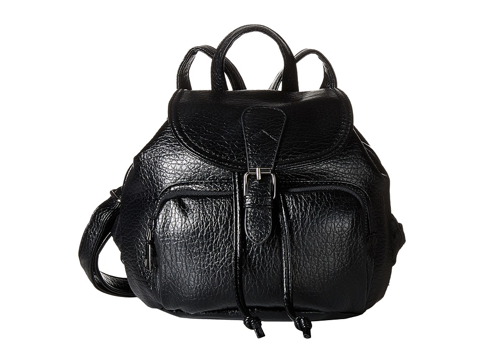 Gabriella Rocha - Elena Mini Backpack (Black) Backpack Bags