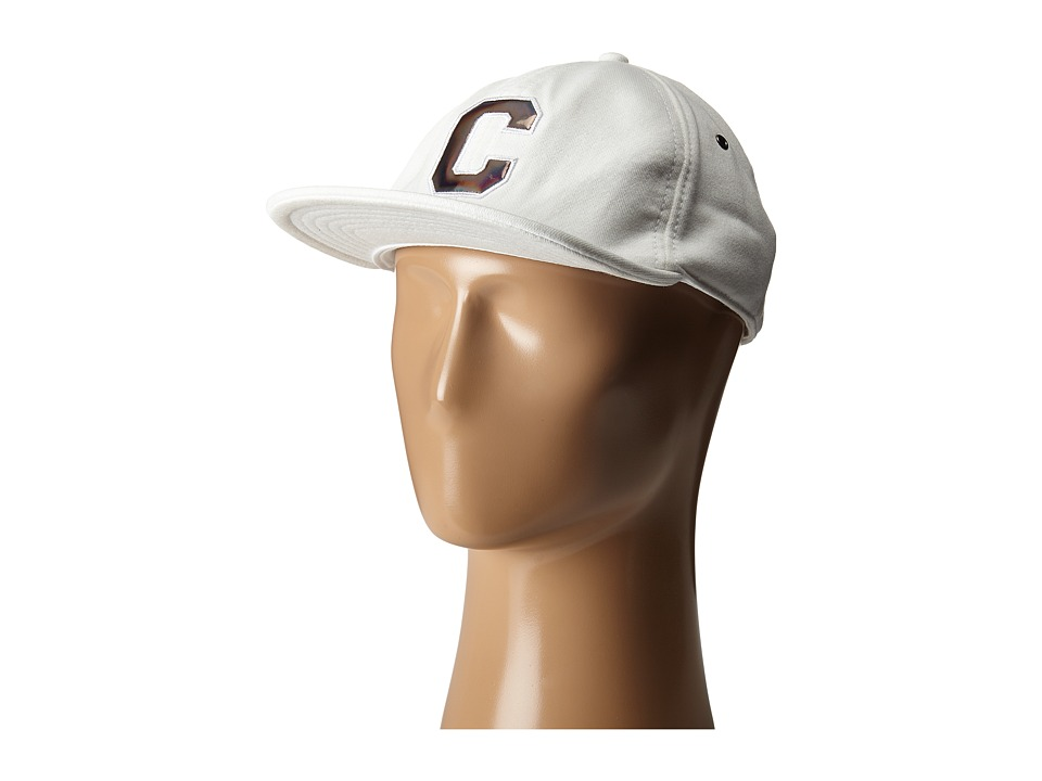Converse - C-Cap Oil Slick Hat (Con White) Bucket Caps