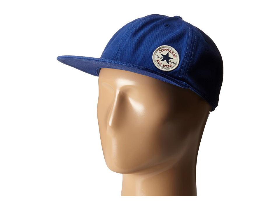 Converse - Gradient Wash Deconstruct Hat (Roadtrip Blue) Bucket Caps