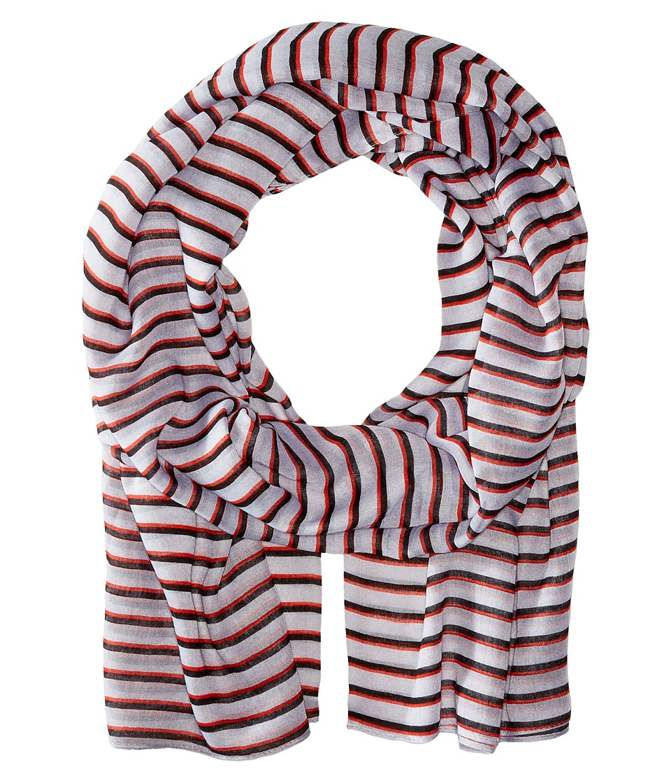 Converse - Printed Woven Scarf (Campout Stripe) Scarves