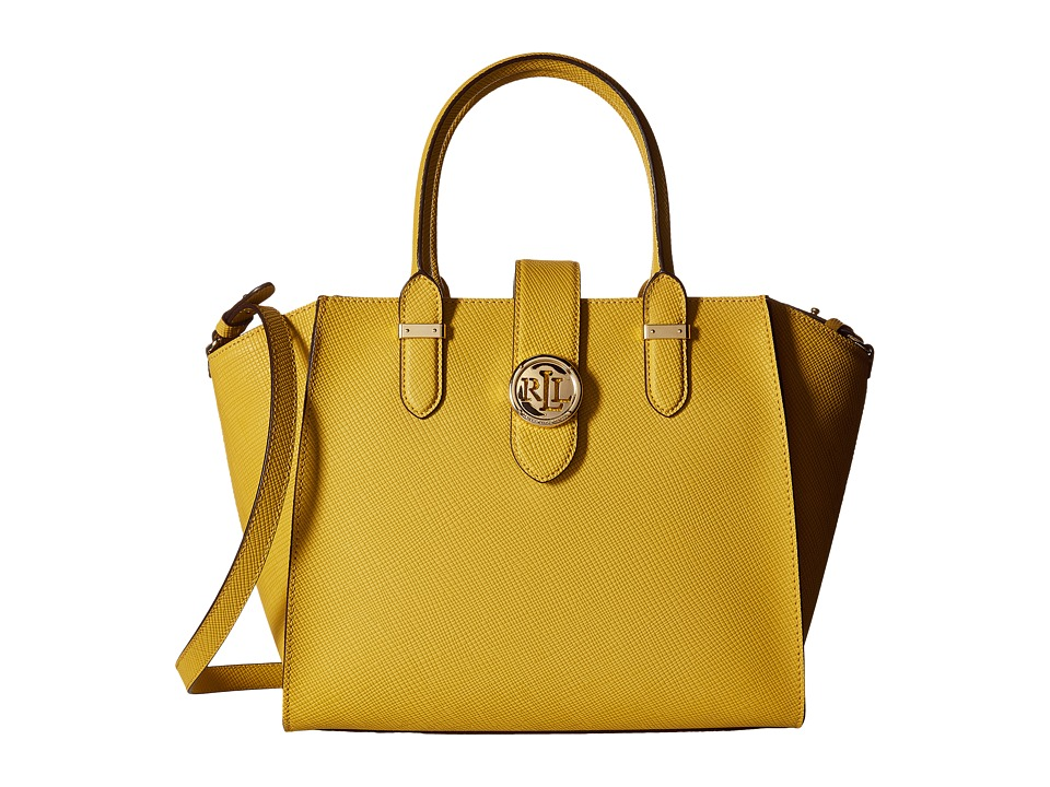 LAUREN Ralph Lauren - Charleston Shopper (Mimosa) Handbags