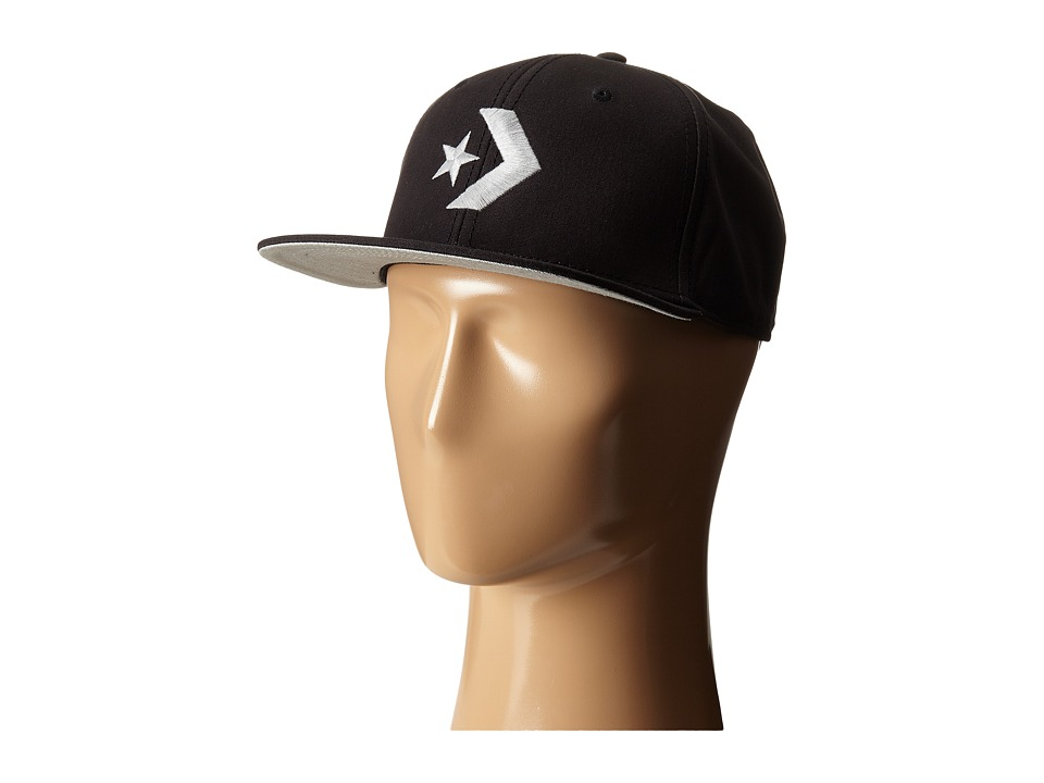 Converse - Cons Core Snapback (Black) Caps