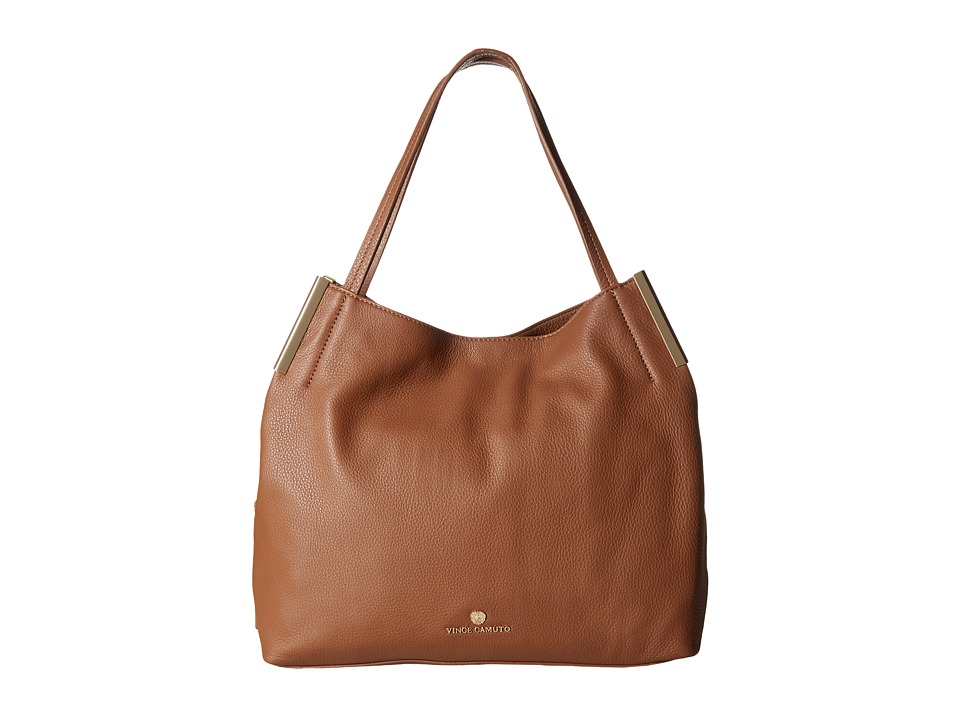 Vince Camuto - Tina Tote (Russet) Tote Handbags