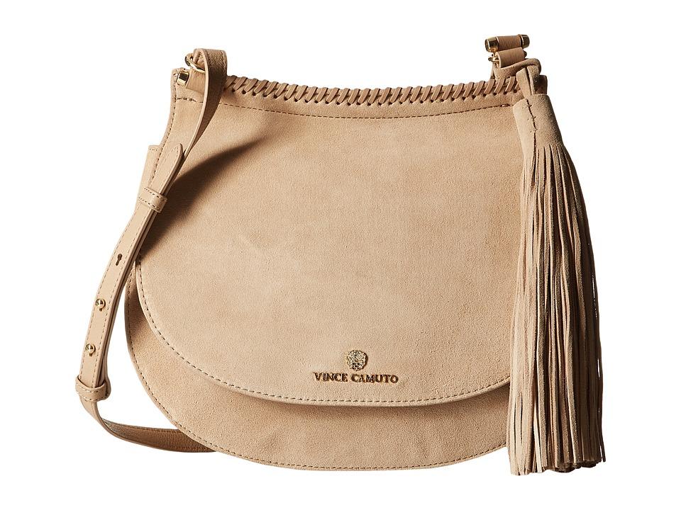 Vince Camuto - Aiko Crossbody (Sandy) Cross Body Handbags