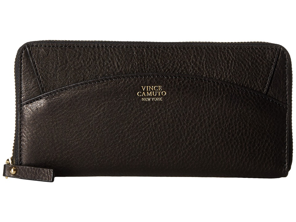 Vince Camuto - Kit Wallet (Black) Wallet Handbags