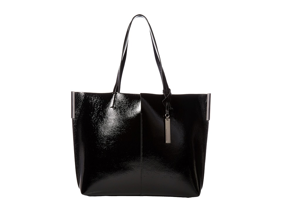 Vince Camuto - Wylie Tote (Black/Black) Tote Handbags
