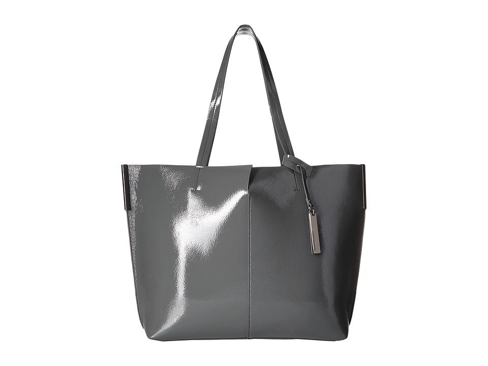 Vince Camuto - Wylie Tote (Dark Gray/Blue) Tote Handbags