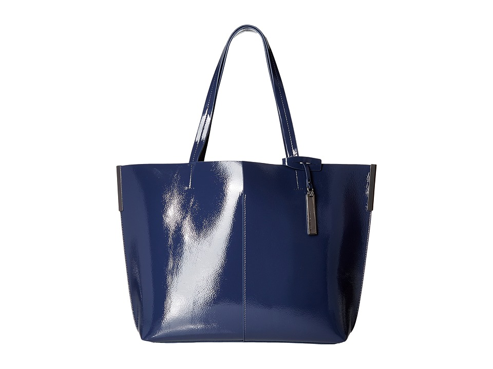 Vince Camuto - Wylie Tote (Peacoat/Nude) Tote Handbags