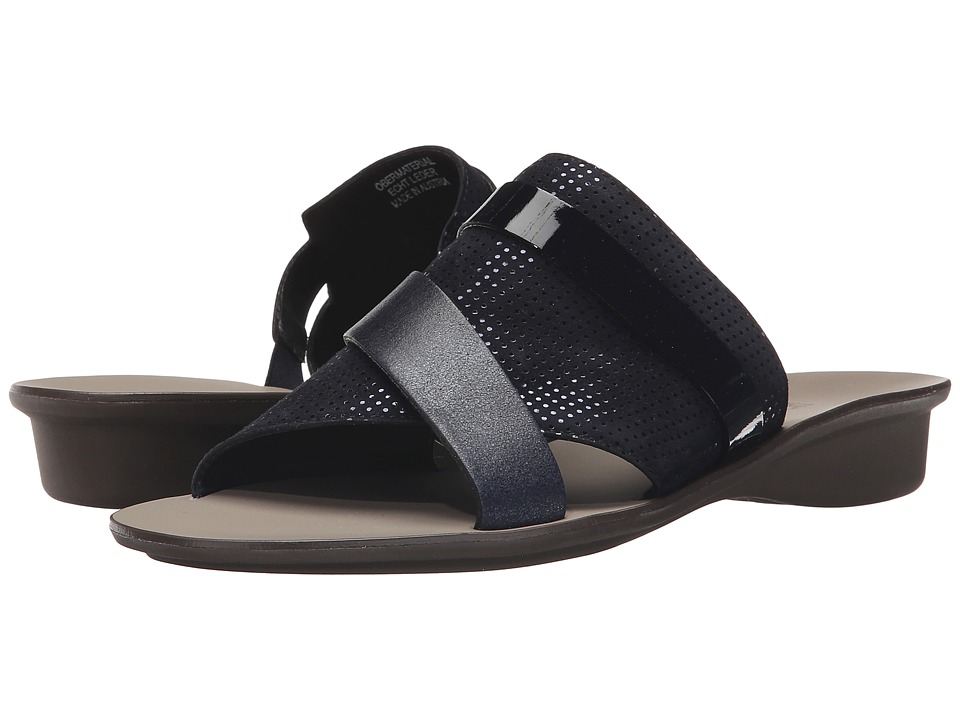 Paul Green - Bayside (Blue Dots Combo) Women's Sandals