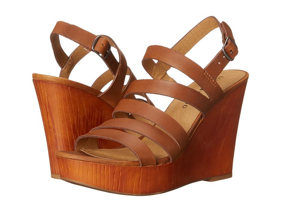 Lucky Brand - Larinaa (Almond) Women's Shoes
