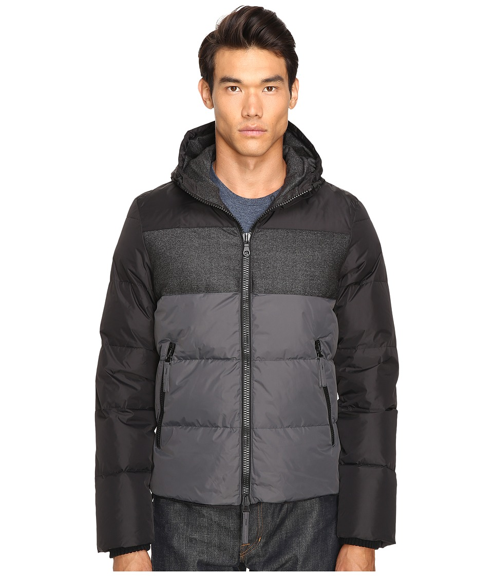 DUVETICA - Cadell Down Jacket (Nero) Men's Coat