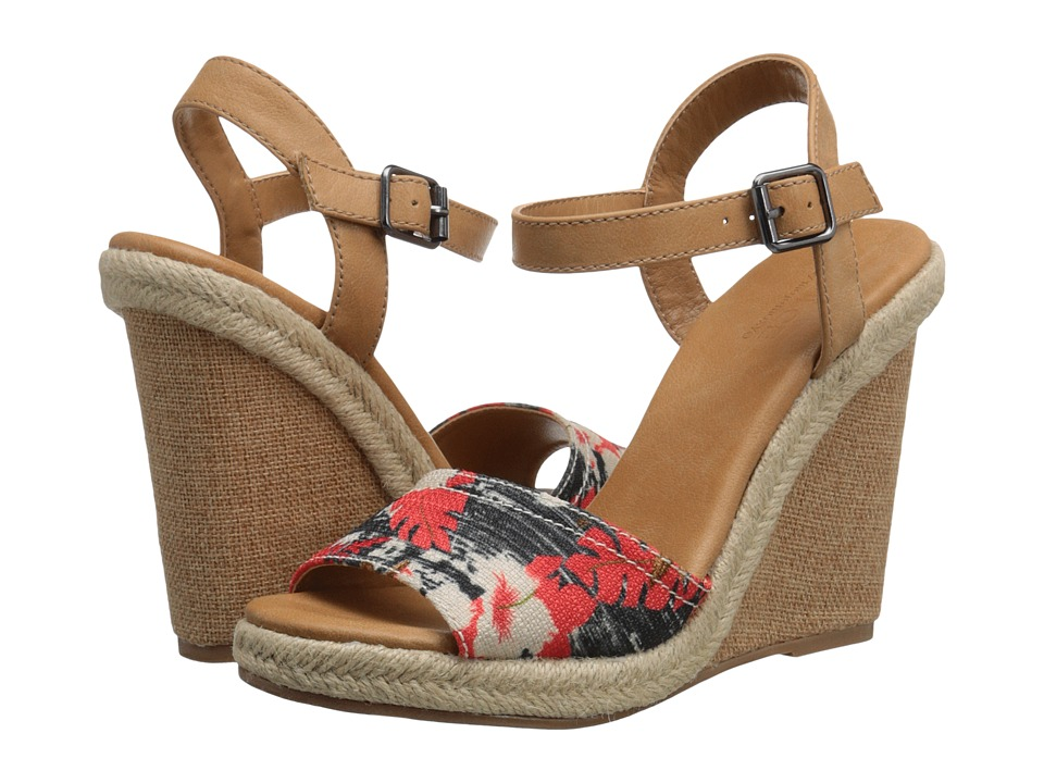 DOLCE by Mojo Moxy - Posey (Black) Women's Wedge Shoes