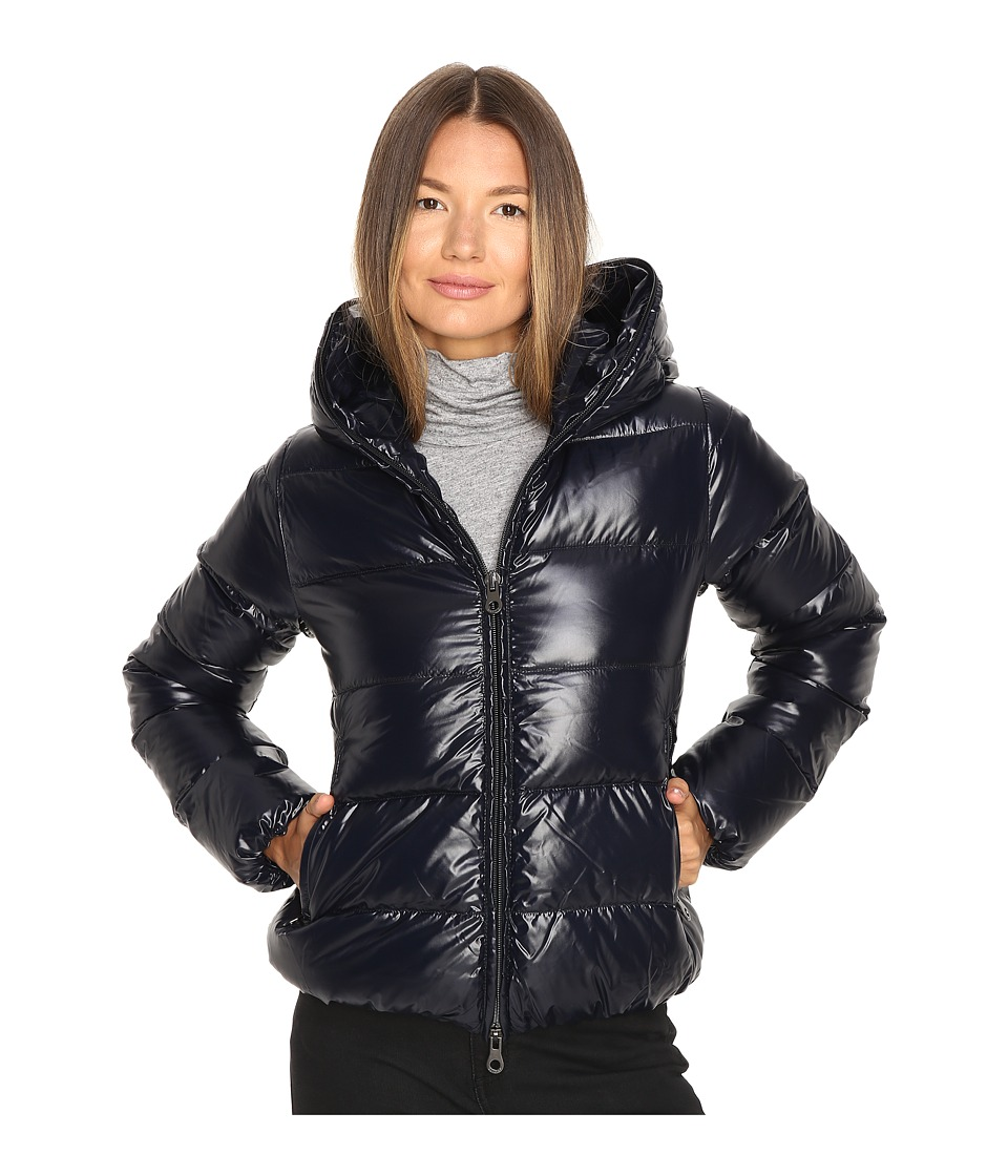 DUVETICA - Thiacinque Quilted Down Jacket (Blue Navy) Women's Coat